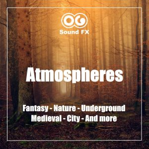 Featured - Atmospheres