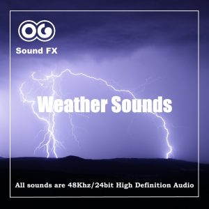 Featured - Weather Sounds