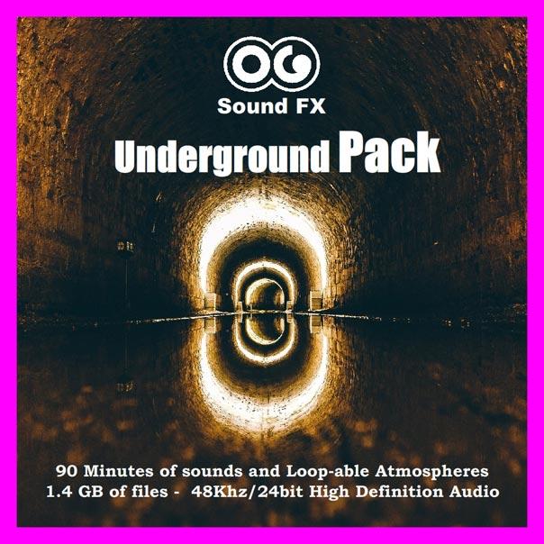 Underground Atmospheres Pack